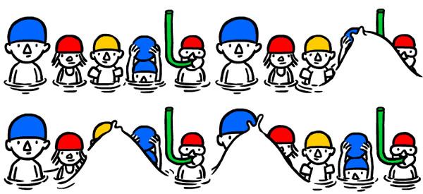 Google Midsummer Doodle